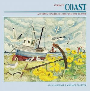 Coulters Coast Suffolk Artist Books for Sale